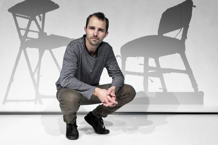 Ontwerper Maarten Baas.