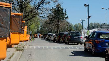 Weg met lange wachtrijen aan recyclageparken: Interza voert reservatiesysteem in