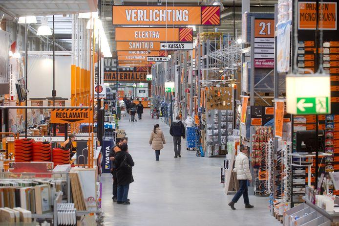 Zo moet de vestiging in Almelo er ook uit gaan zien. Op de foto de voorbeeldvestiging in Breda.