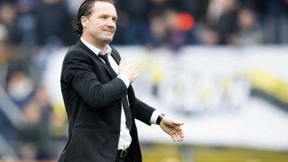 Stijn Vreven is de opvolger van Marc Brys bij 1B-club Beerschot-Wilrijk