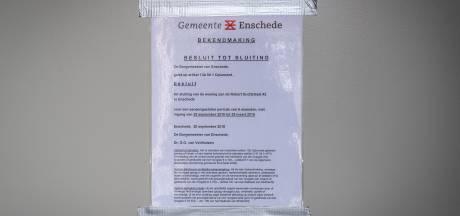 Twee drugspanden in Glanerbrug gesloten door burgemeester, gebiedsverbod voor dealers