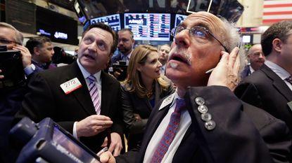 Wall Street stevig in de min: technologie weer uit de gratie