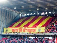 Spakenburg maakt zich op voor armada van Deventer fans