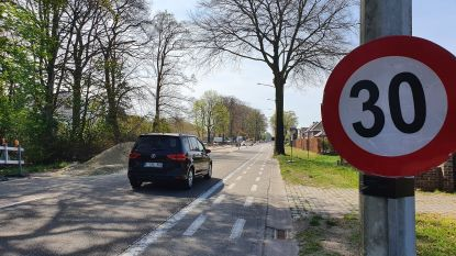 Hallucinant: in twee uur 120 bestuurders geflitst langs werf in Gooreind