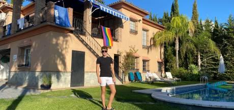 Code oranje maakt weinig indruk op vriendengroep in Spaanse villa: 'In quarantaine is onmenselijk'