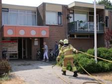 Brandweer naar seniorencomplex om rokende pan