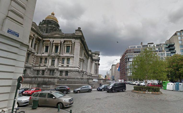 De Wolstraat in Brussel