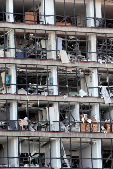 LIVE | Trump herhaalt: ontploffing Beiroet was mogelijk geen ongeluk