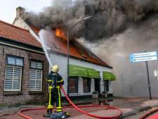 In één klap dakloos na een brand: 'Er was niets van de woning over'
