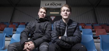 Enschedese voetbalbroers Poledda trainen samen: 'zorg dat je iets doet'