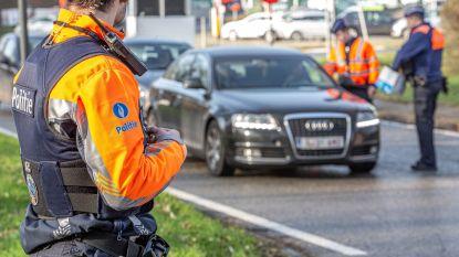 Verkeerscontrole in Boortmeerbeek: gsm achter het stuur en rijden op rode dieselolie blijken geen goed plan