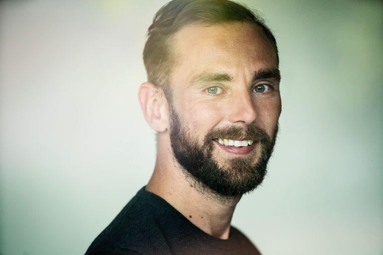 Op de foto: Christophe Ramont (38) uit Gent