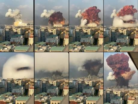 Brabantse bomexpert onder indruk van explosie in Beiroet: 'Kracht van kleine nucleaire bom'