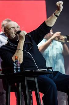 Ja, ik ga met mijn zoon of dochter naar Phil Collins!