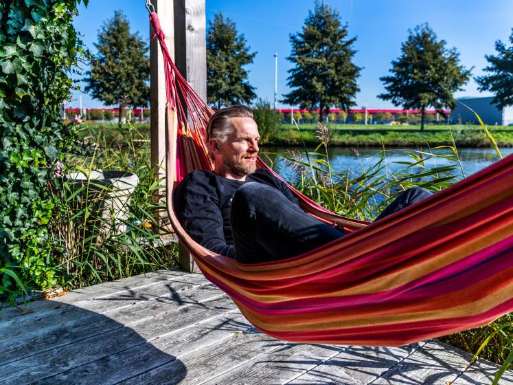 Barry Atsma: Domweg gelukkig in Vinex-wijk Leidsche Rijn