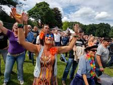 Record drukte op Blommenkinders in Roosendaal