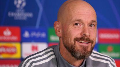 """Erik ten Hag reageert op geruchten: """"Bayern is een fantastische club, maar ik blijf bij Ajax"""""""