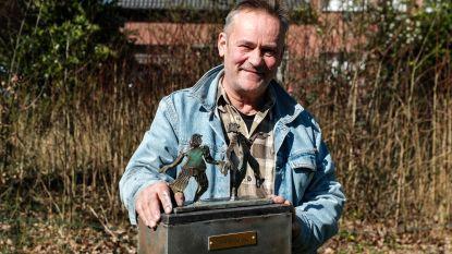 Striphelden Bulletje en Bonestaak komen terug thuis in George Van Raemdonckpark