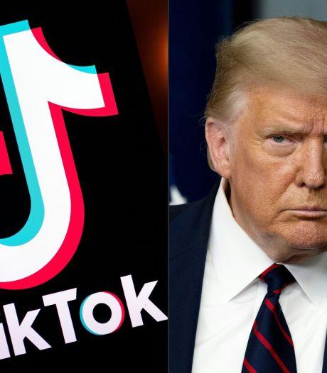TikTok porte plainte contre le gouvernement américain