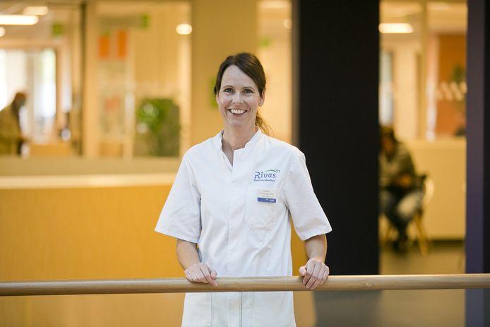 Sandra den Besten is verpleegkundig specialist in opleiding bij het Beatrixziekenhuis in Gorinchem.