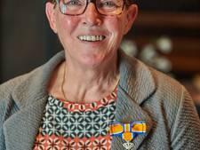 Annie Bongers-van Casteren uit Schaijk benoemd tot Lid in de Orde van Oranje-Nassau
