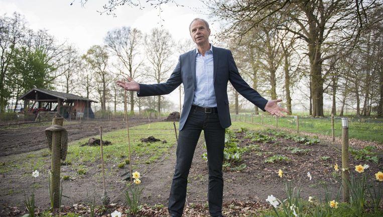 Jan Willem Erisman: De soortenrijkdom in de wereld is in feite te danken aan het slim omgaan met schaarse stikstof. Beeld An-Sofie Kesteleyn