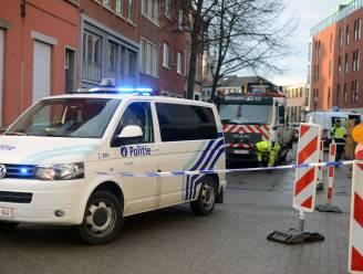 Vaartstraat deels afgesloten wegens gaslek ter hoogte van studentenkot