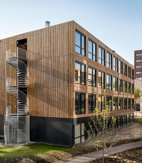 300 tijdelijke studentenwoningen op Slachthuisterrein in Eindhoven