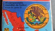 Panini-album van WK 1970 geveild voor 2.500 euro