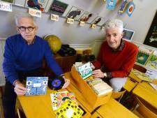 Schoolmuseum Ootmarsum maakt blinde man blij met 250 oude schoolliedjes; 'Ze bezorgen mij luisterplezier'