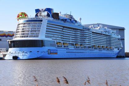 Cruiseschepen varen niet uit om coronavirus