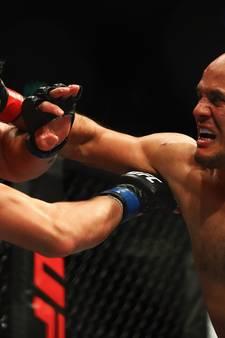 Struve verzuimt Ahoy gedroomd slotakkoord van UFC-show te geven
