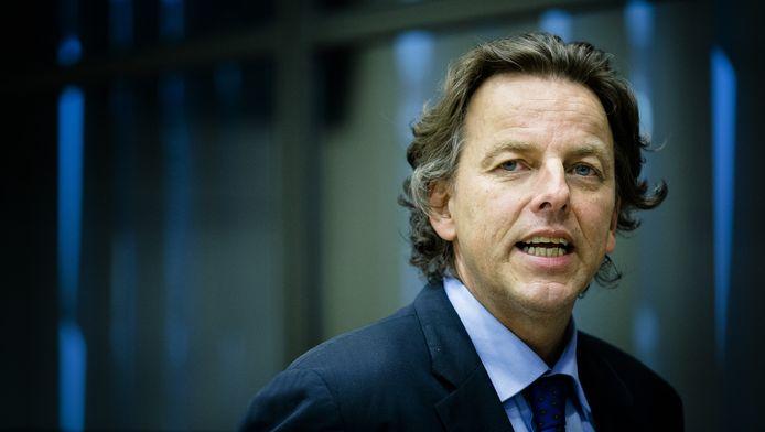 De minister van Buitenlandse Zaken Bert Koenders.