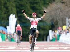 Mollema won in Japan door leugentje: 'We moeten nog een rondje'