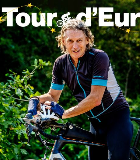 'We willen ooit Nederland-Australië op de fiets doen'
