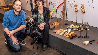 Van Chileense cowboylaars tot Maleisische slipper: Eperon d'Or stelt exotische schoenen en borstels tentoon