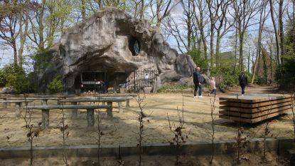 Mariapark naast abdij krijgt opfrisbeurt