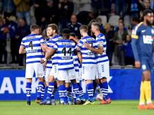 FC Eindhoven wordt weggespeeld door koploper De Graafschap en verliest met grote cijfers