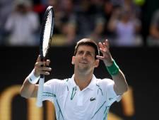 Djokovic bedankt 'idool' Ivanisevic na zege op Japanner Nishioka