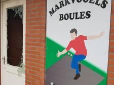 Inbraak en vernielingen in clubhuis van jeu de boulesclub in Markelo