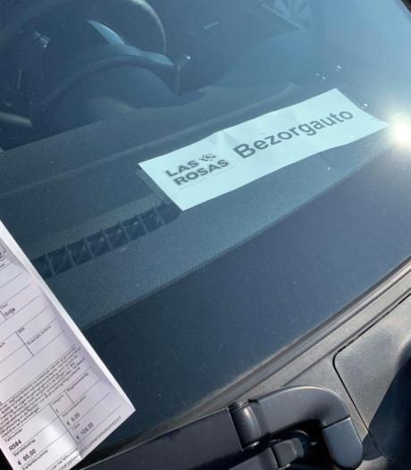 Parkeerbon voor bezorgauto's restaurant Zwolle: uitbater is woest, gemeente toont enig begrip