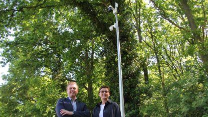 Blauwhuispark krijgt camerabewaking na vandalisme en inbraken