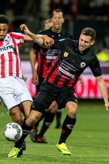 Sparta pakt dankzij late vrije trap Goodwin punt in derby