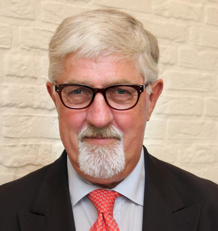 Bas Boelhouwers, wethouder in het huidige college van de gemeente Cromstrijen en partijlid van Cromstrijen '98.