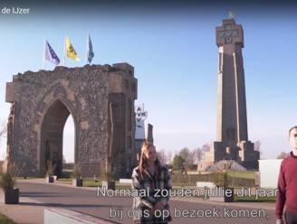 Dankzij gepersonaliseerd filmpje kunnen leerlingen toch op visite in Museum aan de IJzer