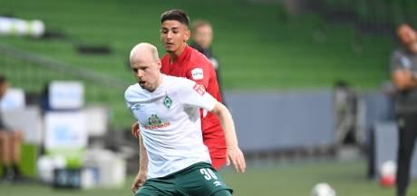 Klaassen weet met Werder niet te scoren tegen Heidenheim