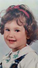 Amera op jonge leeftijd.