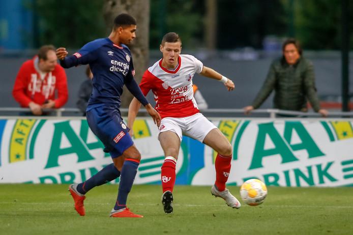 Jong Utrecht - Jong PSV.