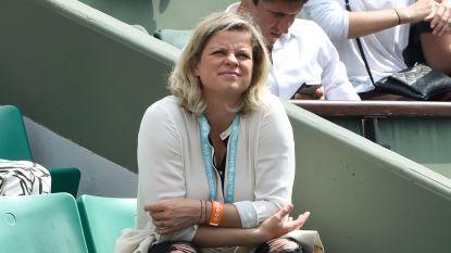 """Clijsters fileert de Belgische prestaties op Roland Garros: """"David heeft een grandslamtitel in zich"""""""