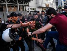 Cameraman Bram Janssen opgepakt bij Gay Pride Istanboel